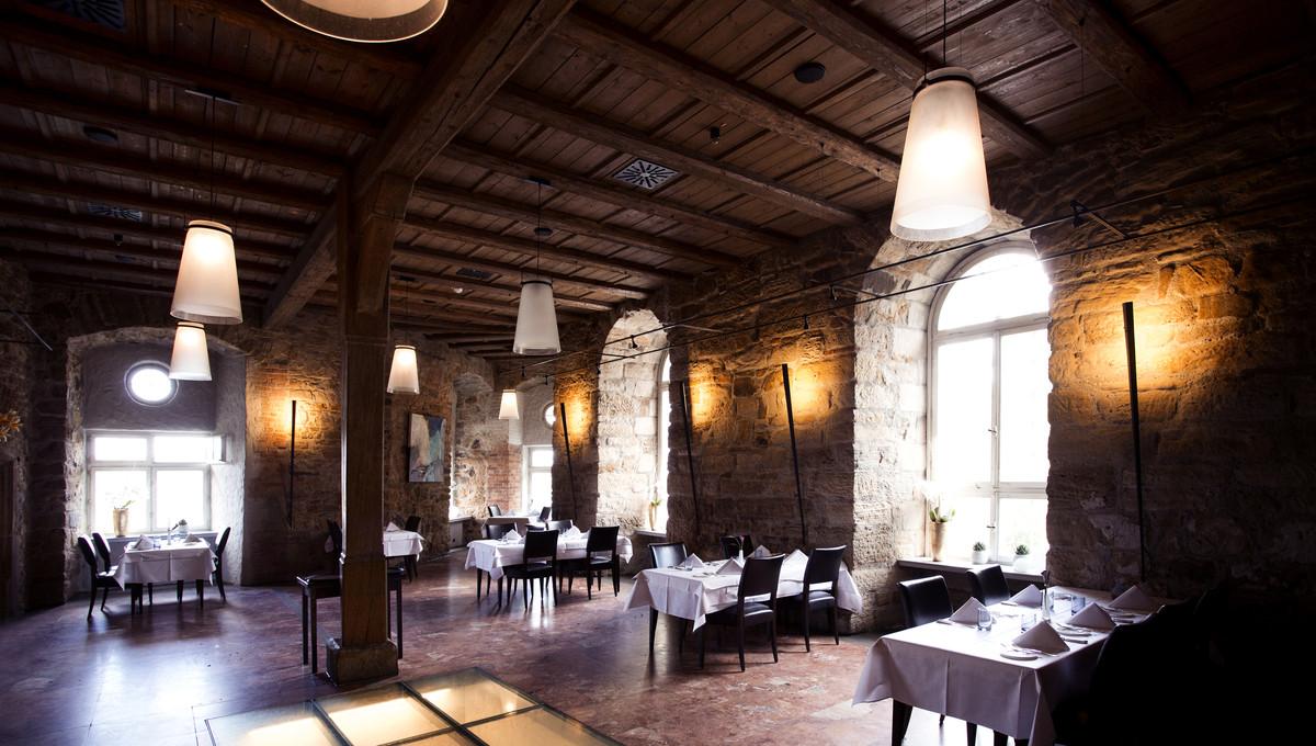 Restaurant auf Schloss Filseck