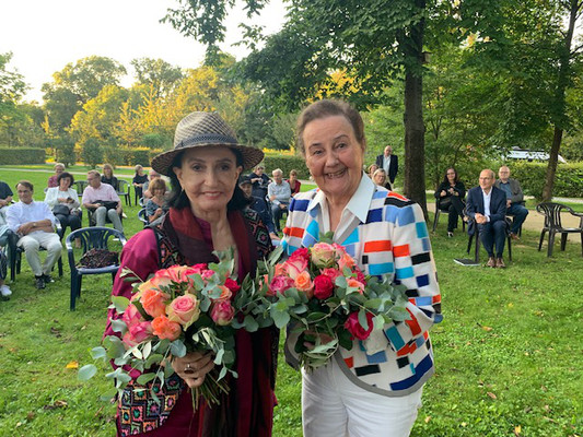 Marchia Haydée und Gundel Kilian